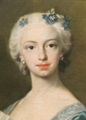 Maria Antonia of Spain (edited from The Family of Philip V).png