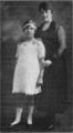 Maria Luisa Garcia Zuniga de Gonzalez and daughter (1919).png