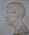 Marie-Renée Ucciani, bas relief 1933, moulage en plâtre, coll. privée (Paris).jpeg
