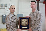 Marine Transport Squadron 1 recieves fiscal year 2012 Chief of Naval Operations aviation safety award 120627-M-FL266-002.jpg