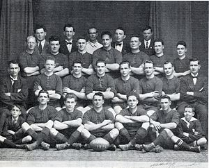 1924 New Zealand rugby league season - Marist in 1924
