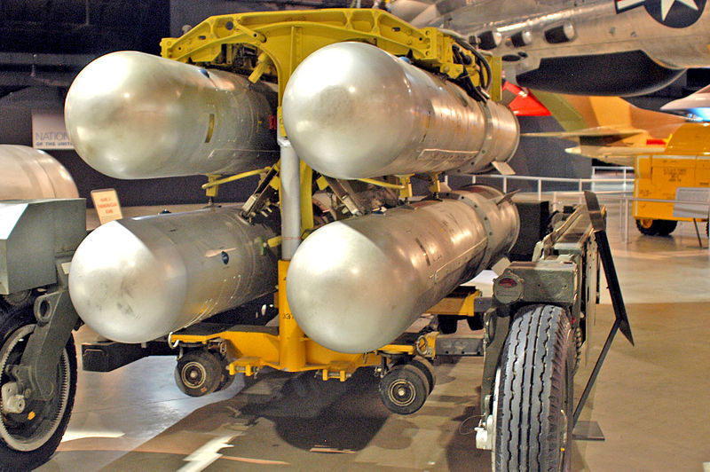 Fitxer:Mark 28 Thermonuclear Bomb.jpg