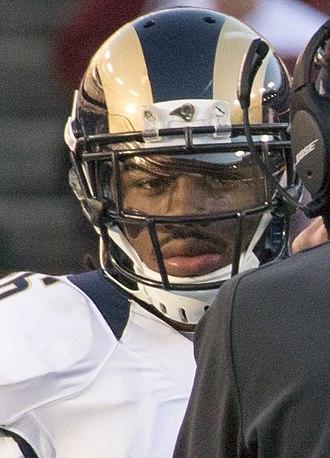 Mark Barron - Barron with the St. Louis Rams in 2014