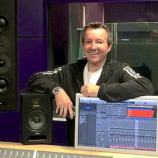 Mark Summers British record producer