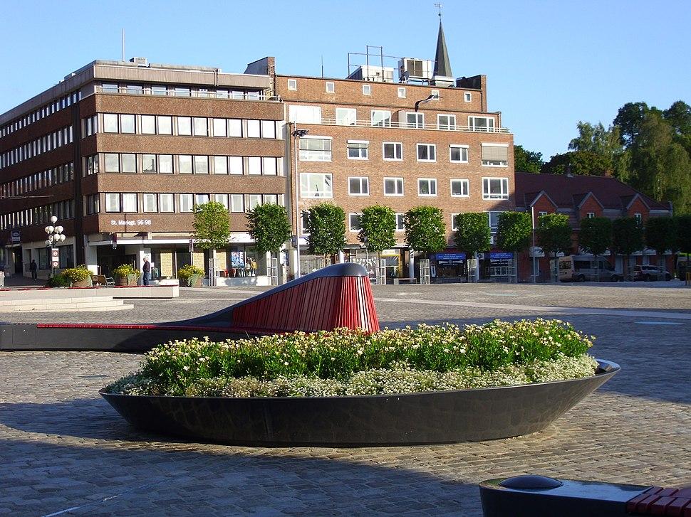 Marktplatz-Sarpsborg