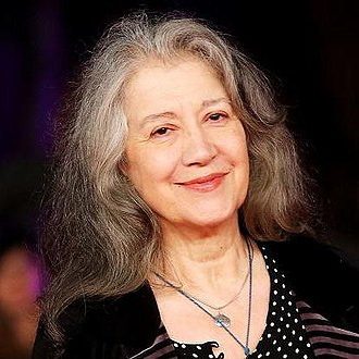 Martha Argerich - Argerich in 2015