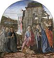 Martini, Francesco di Giorgio - Nativity with Saint Bernhard and Thomas of Aquin.jpg