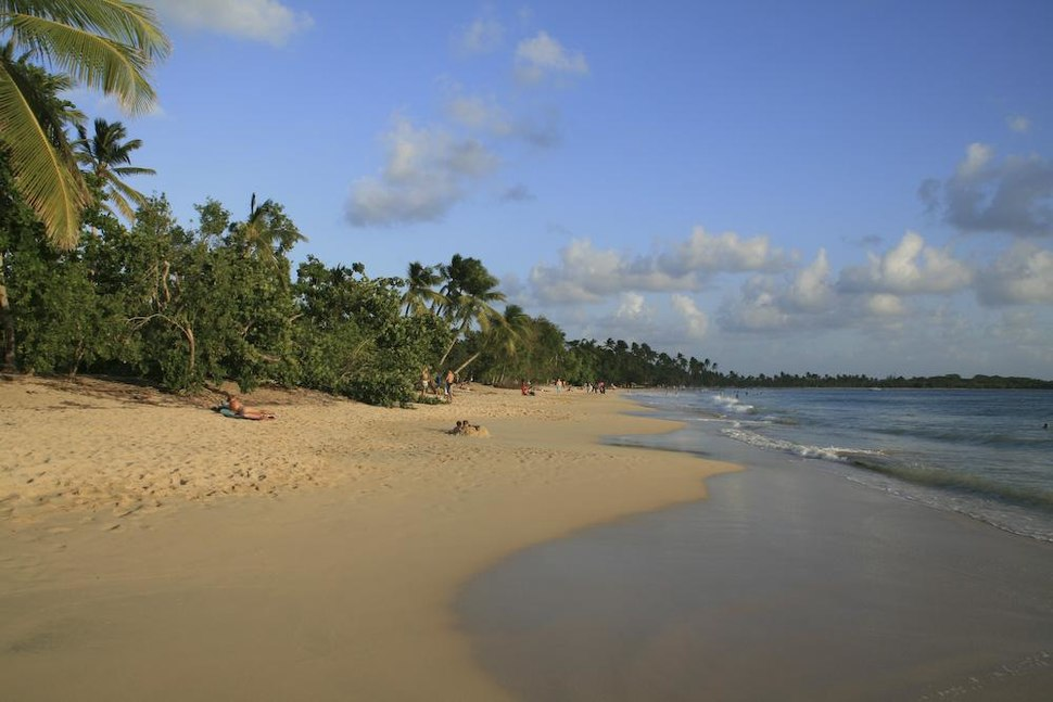 Martinique-11-Les Salines Beach