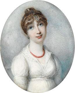 Mary Pelham, Countess of Chichester (1776-1862)