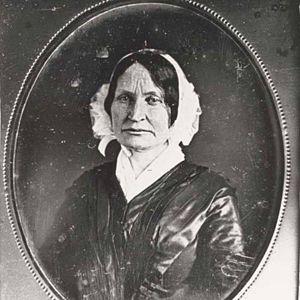 Mary Lyon - Lyon ca 1845