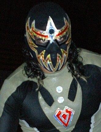 Mexican National Trios Championship - Image: Mascara Dorada MTY