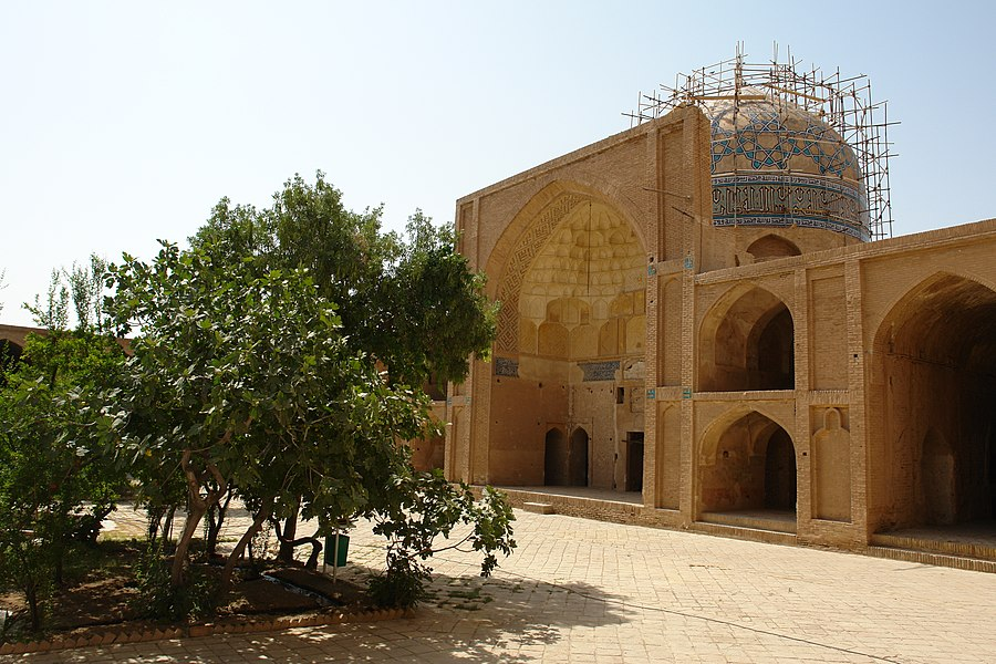 Jameh Mosque of Saveh