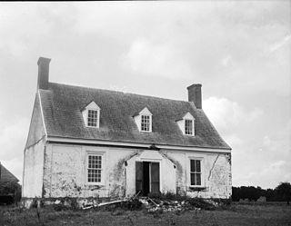 Mason House (Guilford, Virginia) United States historic place
