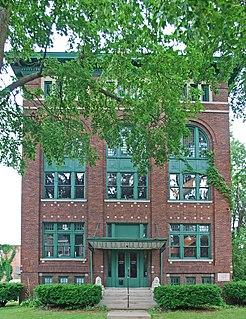 Masonic Temple Building (Marshall, Michigan) building in Marshall, Michigan