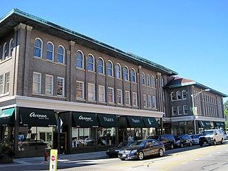Scoville Square - Image: Masonic Temple Building (7404143822)