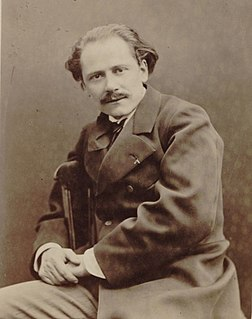 Jules Massenet French composer (1842-1912)