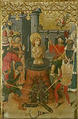 Martyrdom of Saint John the Evangelist