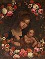 Mati Božja z Detetom, obdana s cvetjem (sr. 19. st.).jpg