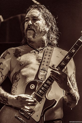 Matt Pike - Pike in 2016