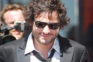 Matthieu Chedid French musician