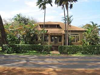Puʻunene, Hawaii - Image: Maui Puunene Sugar Museum