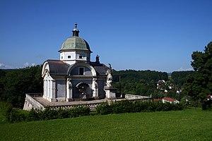 Johann Bernhard Fischer von Erlach - Image: Mausoleum Ruprecht von Eggenberg ehrenhausen 1575 13 06 28