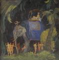 Max Frey - Jagd der Prinzessin, um 1928.png