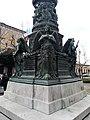 Maximilian Monument, Piazza Venezia, Trieste 5.jpg