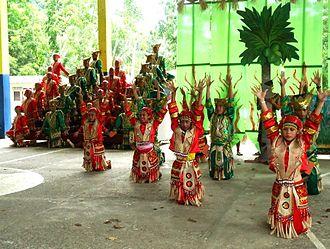 Pinabacdao, Samar - Mayaw-Mayaw Festival of Pinabacdao
