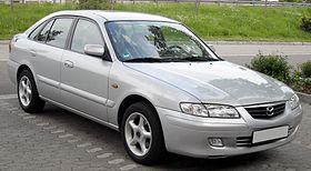 Mazda 626 — Wikipédia