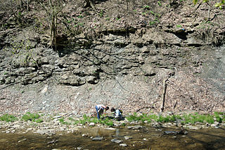 Cuyahoga Formation geologic formation in Ohio