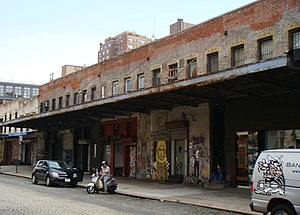 Meatpacking District, Manhattan - Image: Meatpacking District 3 crop