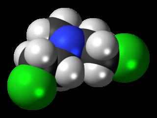 Chlormethine chemical compound