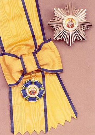 Order of Beneficence (Greece) - Image: Medal 3.1popup