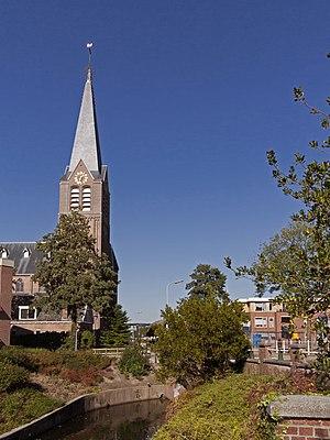 Medemblik - Image: Medemblik, de Sint Martinuskerk RM502377 foto 3 2015 10 11 13.29