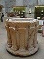 Medieval Fountain Cluny Museum Paris.JPG