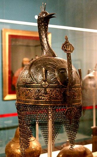 Eldiguzids - relating to the period of Eldiguzids. Museum of Art of Azerbaijan, Baku