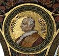 Mehrerau Collegiumskapelle Papst 10 Leo XIII a.jpg