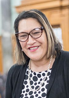 Meka Whaitiri New Zealand politician