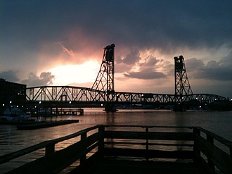 Portsmouth, New Hampshire - Memorial Bridge