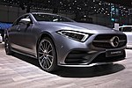 Mercedes-Benz CLS 450 4Matic Genf 2018.jpg