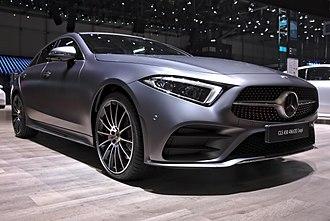 Mercedes-Benz CLS-Class - C257 CLS-Class