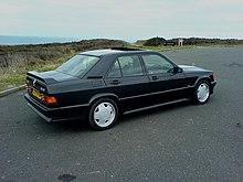 Mercedes-Benz W201 - b Википедия/b.
