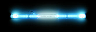 Mercury (element) - Mercury-discharge spectral calibration lamp