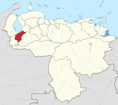 Merida in Venezuela.svg