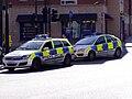 Merseyside Police Car on Marylebone 1.jpg