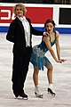 Meryl Davis and Charlie White at 2009 World Championships.jpg