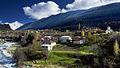 Mestia, Georgia — View of Mestia, Svaneti.jpg