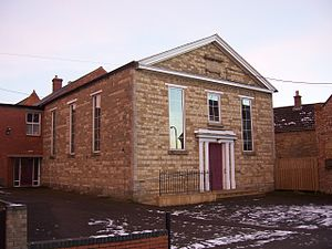 Wollaston, Northamptonshire - Wollaston Methodist Chapel
