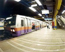 تاريخ مترو الأنفاق